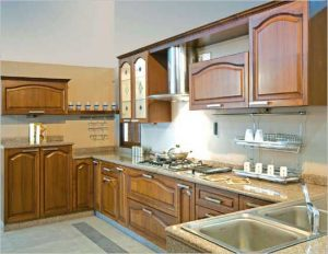 wooden kitchen cabinets manufacturers in Noida