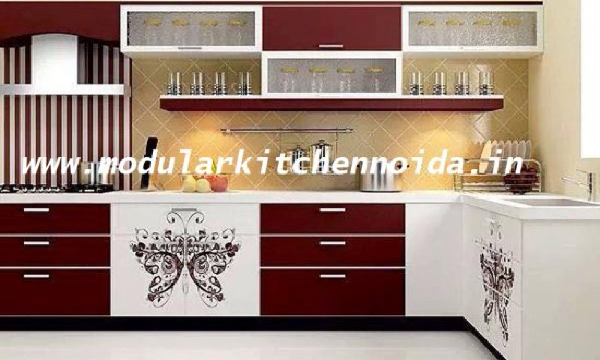 Top Modular Kitchen Design Manufacturers Dealers in Noida NCR